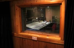 studio window