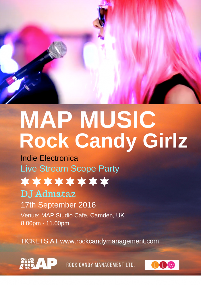 MAP Live Lounge SEPT 2016