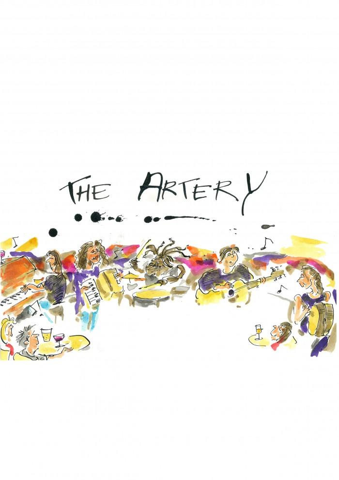 The Artery A4
