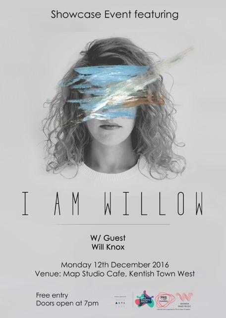 iamwillow-showcase-12th-dec-2016-eflyer