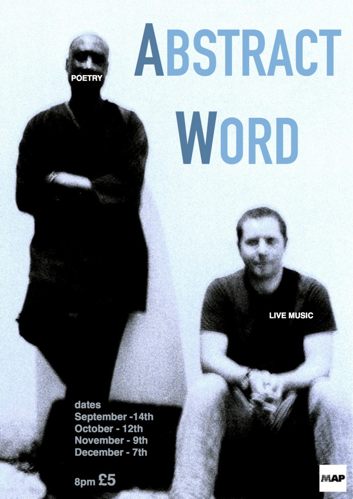 Abstract word Poster -0.
