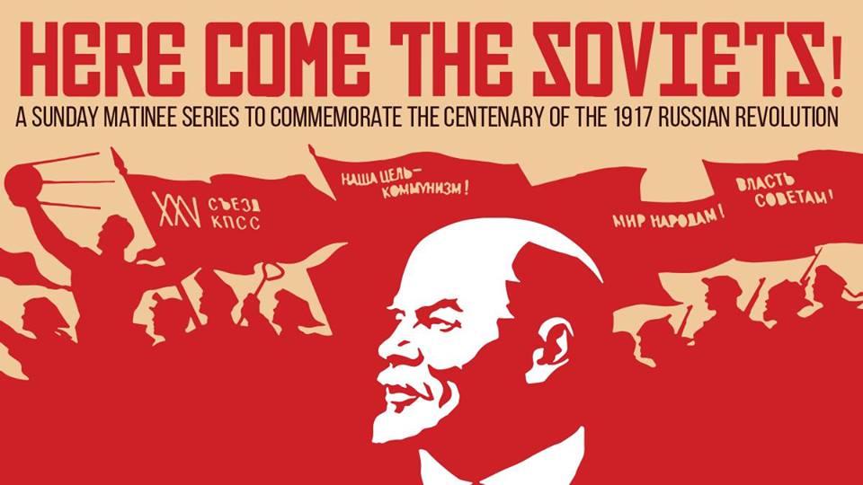 Soviet cinema online poster