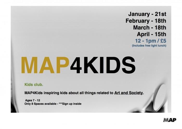 MAP4Kids - poster final
